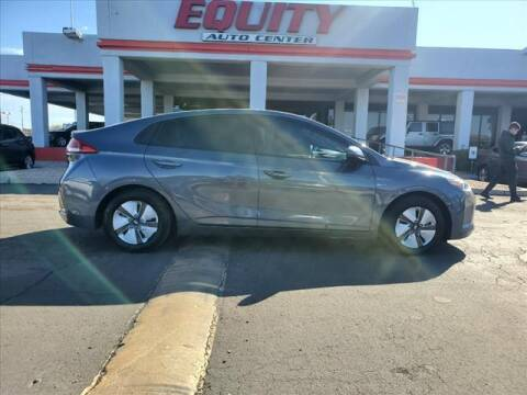 2018 Hyundai Ioniq Hybrid for sale at EQUITY AUTO CENTER in Phoenix AZ