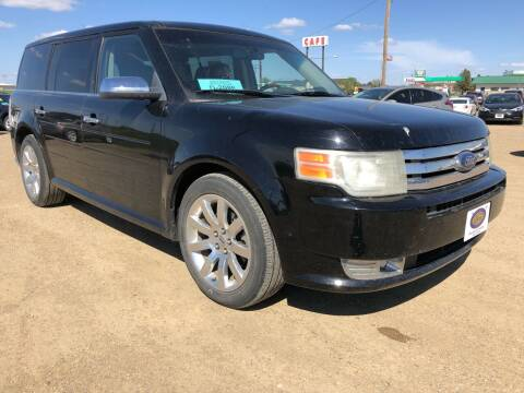 2009 Ford Flex for sale at BERG AUTO MALL & TRUCKING INC in Beresford SD