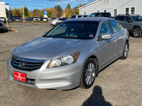 2011 Honda Accord for sale at AutoMile Motors in Saco ME