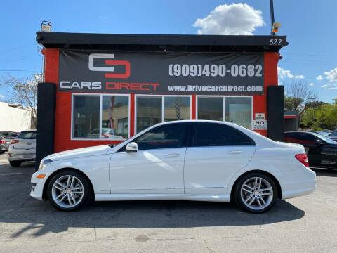 2014 Mercedes-Benz C-Class for sale at Cars Direct in Ontario CA
