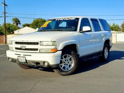 2003 Chevrolet Tahoe for sale at UNITED AUTO MART CA in Arleta CA