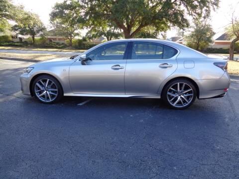 2020 Lexus GS 350 for sale at BALKCUM AUTO INC in Wilmington NC