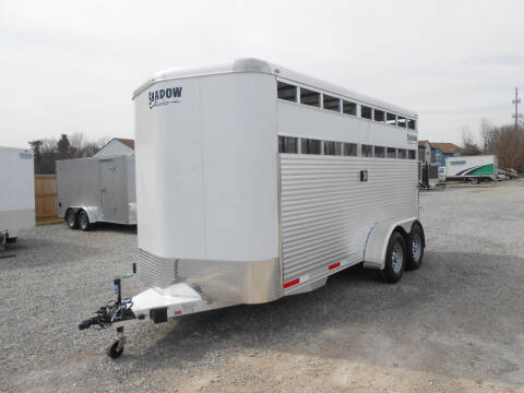 2021 Shadow 64160 Rancher for sale at Jerry Moody Auto Mart - Trailers in Jeffersontown KY