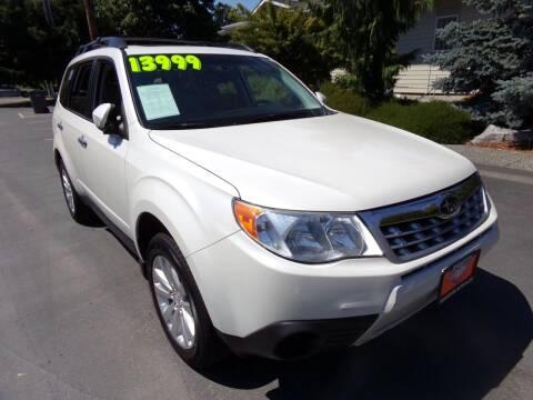 2013 Subaru Forester for sale at Signature Auto Sales in Bremerton WA