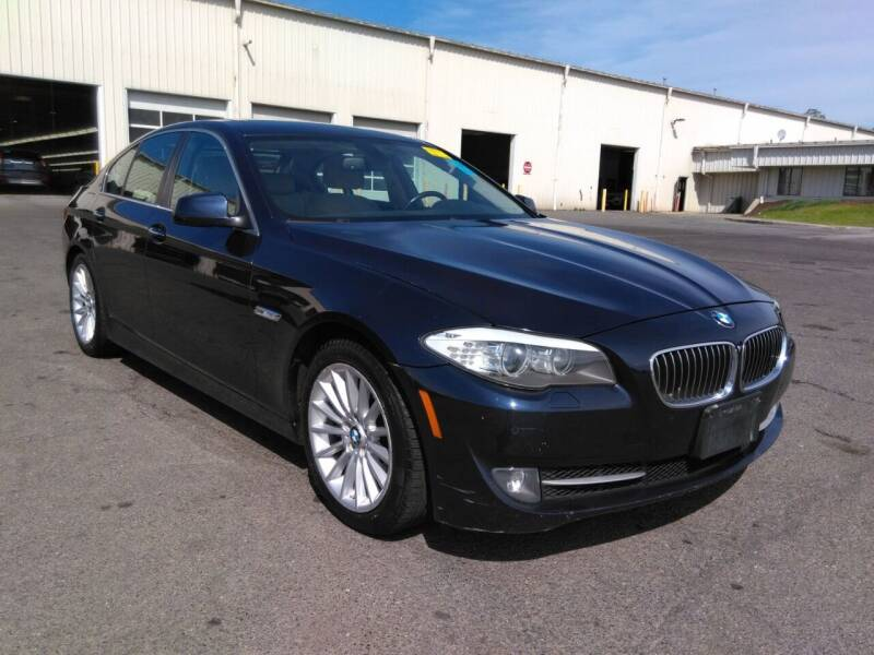 2011 BMW 5 Series for sale at MOUNT EDEN MOTORS INC in Bronx NY