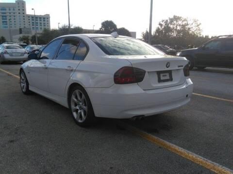 2007 BMW 3 Series for sale at JacksonvilleMotorMall.com in Jacksonville FL