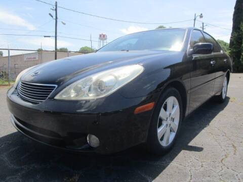 2006 Lexus ES 330 for sale at Lewis Page Auto Brokers in Gainesville GA