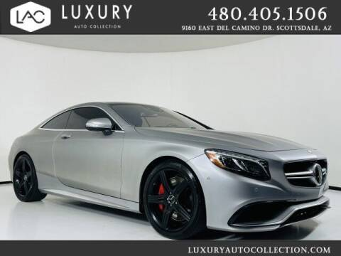 2016 Mercedes-Benz S-Class for sale at Luxury Auto Collection in Scottsdale AZ