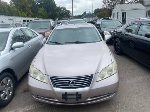 2007 Lexus ES 350 for sale at Whiting Motors in Plainville CT