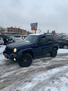 2002 Jeep Liberty for sale at Big Bills in Milwaukee WI