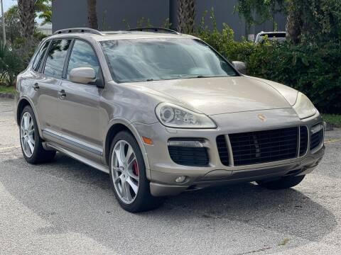 2008 Porsche Cayenne for sale at AUTOSPORT MOTORS in Lake Park FL