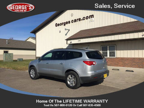 2010 Chevrolet Traverse for sale at GEORGE'S CARS.COM INC in Waseca MN