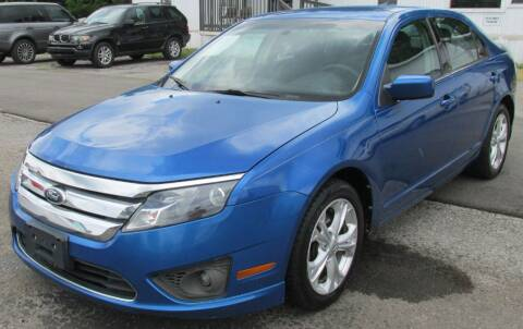2012 Ford Fusion for sale at Express Auto Sales in Lexington KY