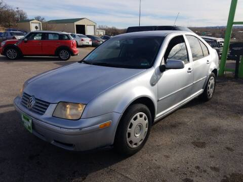 2004 Volkswagen Jetta for sale at Independent Auto in Belle Fourche SD
