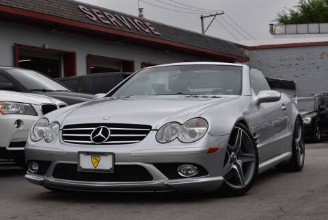 2008 Mercedes-Benz SL-Class for sale at Chicago Cars US in Summit IL