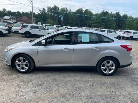 2013 Ford Focus for sale at Upstate Auto Sales Inc. in Pittstown NY