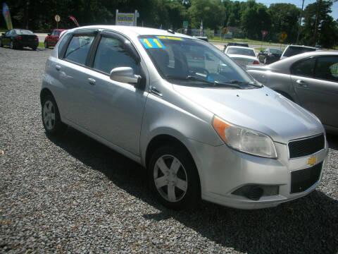 2011 Chevrolet Aveo for sale at Car Trek in Dagsboro DE