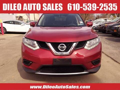 2015 Nissan Rogue for sale at Dileo Auto Sales in Norristown PA