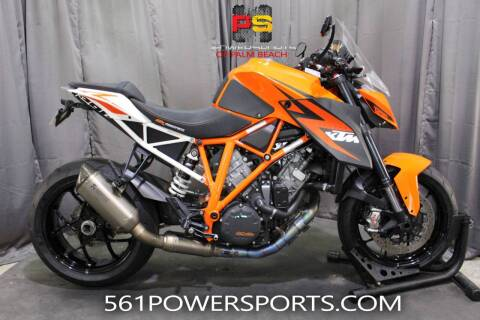 2015 KTM 1290 Super Duke R for sale at Powersports of Palm Beach in Hollywood FL