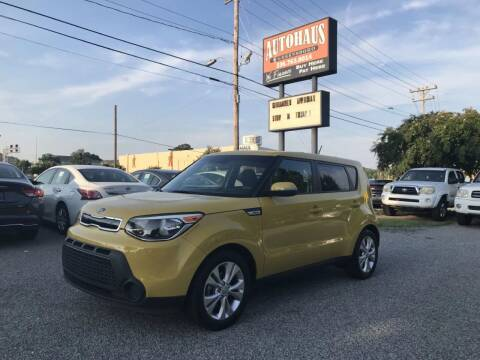 2014 Kia Soul for sale at Autohaus of Greensboro in Greensboro NC