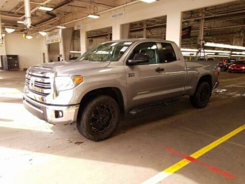 2016 Toyota Tundra for sale at Tim Short Auto Mall in Corbin KY