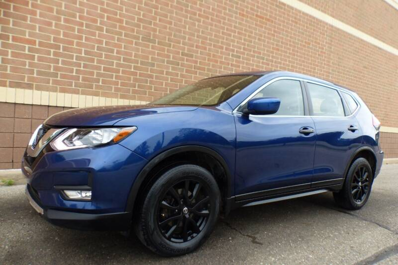 2017 Nissan Rogue for sale at Macomb Automotive Group in New Haven MI