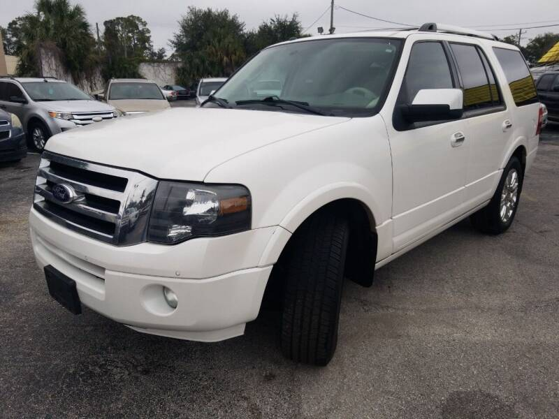 2012 Ford Expedition for sale at Castle Used Cars in Jacksonville FL