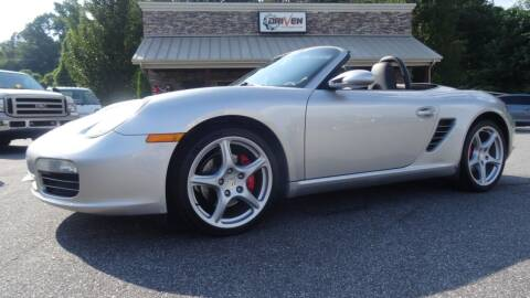 2005 Porsche Boxster for sale at Driven Pre-Owned in Lenoir NC