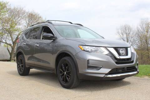 2017 Nissan Rogue for sale at Harrison Auto Sales in Irwin PA