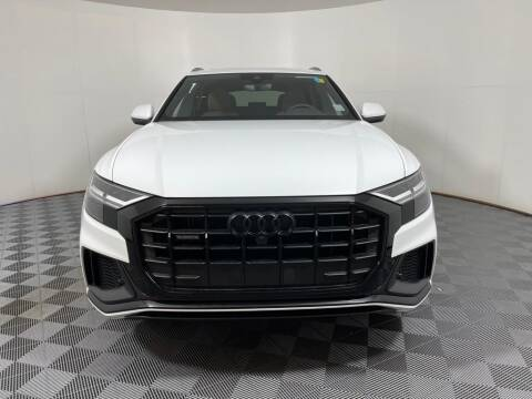 2021 Audi Q8 for sale at CU Carfinders in Norcross GA