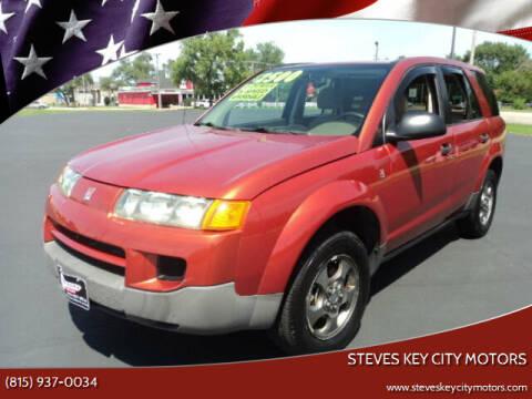 2003 Saturn Vue for sale at Steves Key City Motors in Kankakee IL