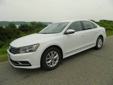 2016 Volkswagen Passat for sale at Triple R Sales in Lake City MN