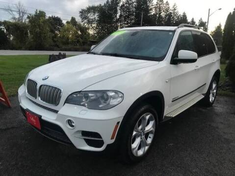 2012 BMW X5 for sale at FUSION AUTO SALES in Spencerport NY