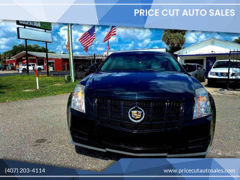2012 Cadillac CTS for sale at Price Cut Auto Sales in Orlando FL