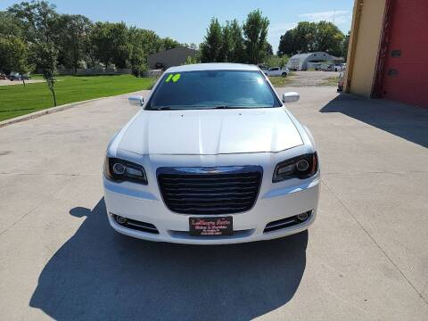 2014 Chrysler 300 for sale at LEROY'S AUTO SALES & SVC in Fort Dodge IA