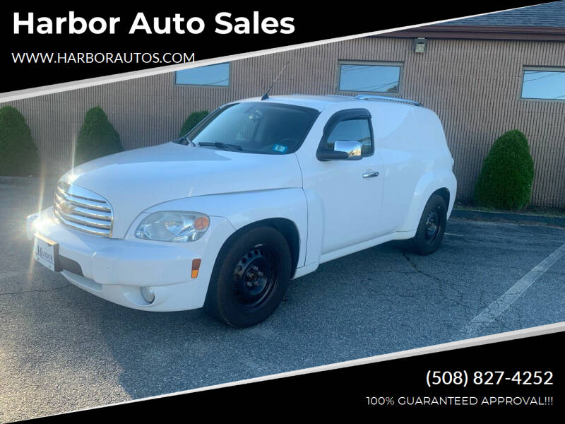 2010 Chevrolet HHR for sale at Harbor Auto Sales in Hyannis MA