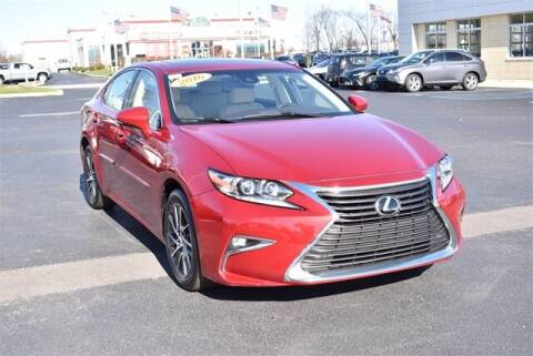 2016 Lexus ES 350 for sale at BOB ROHRMAN FORT WAYNE TOYOTA in Fort Wayne IN