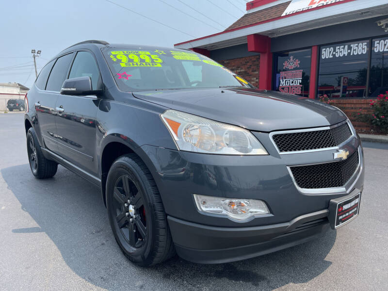 2011 Chevrolet Traverse for sale at Premium Motors in Louisville KY