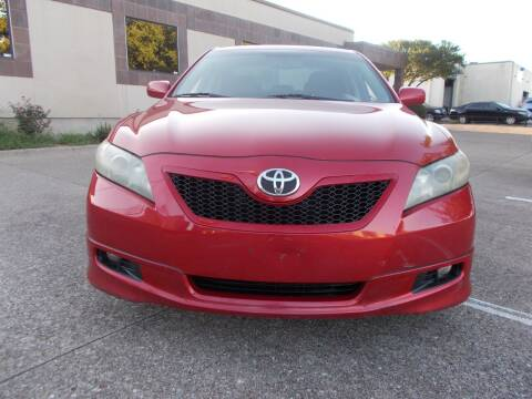 2009 Toyota Camry for sale at ACH AutoHaus in Dallas TX