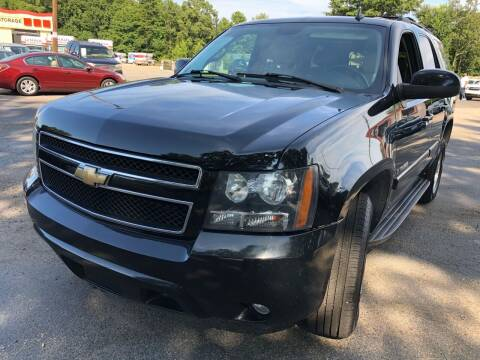 2008 Chevrolet Tahoe for sale at Atlantic Auto Sales in Garner NC