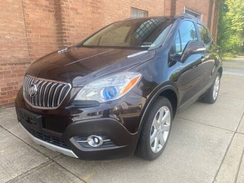 2015 Buick Encore for sale at Domestic Travels Auto Sales in Cleveland OH
