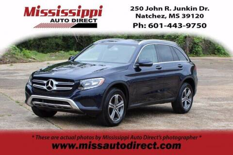 2019 Mercedes-Benz GLC for sale at Auto Group South - Mississippi Auto Direct in Natchez MS