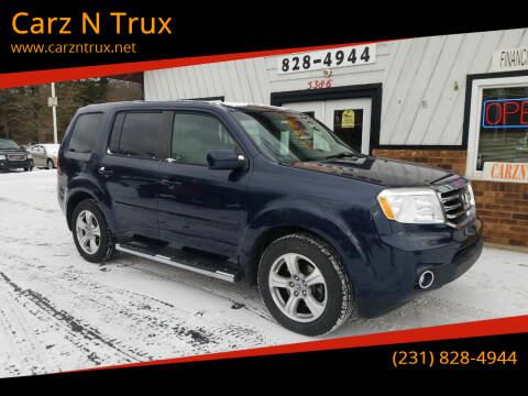 2012 Honda Pilot for sale at Carz N Trux in Twin Lake MI