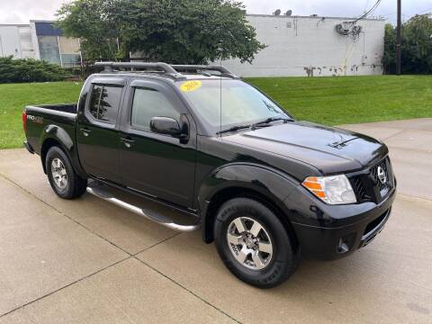 2010 Nissan Frontier for sale at Best Buy Auto Mart in Lexington KY
