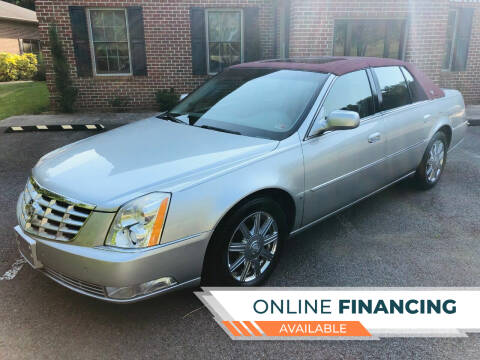 2007 Cadillac DTS for sale at White Top Auto in Warrenton VA