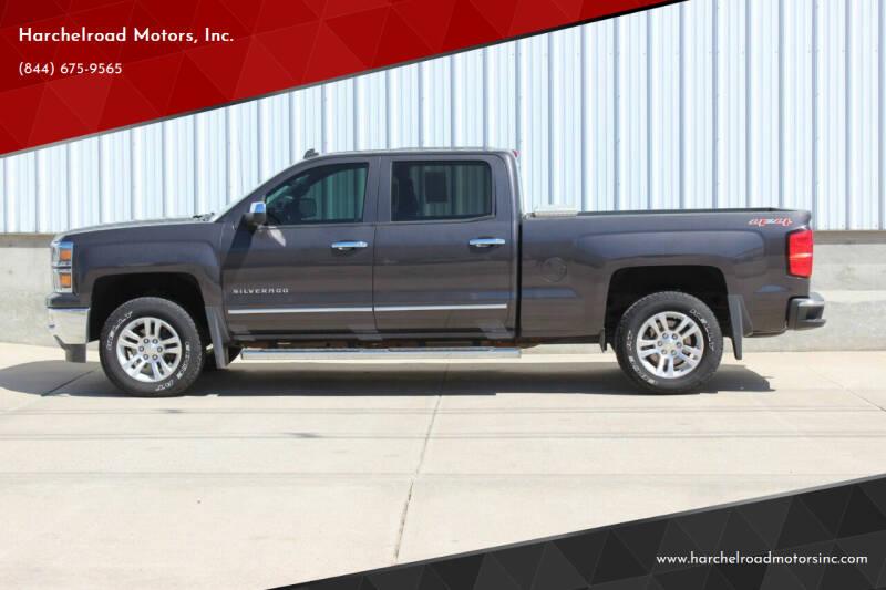 2014 Chevrolet Silverado 1500 for sale at Harchelroad Motors, Inc. in Imperial NE