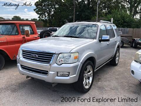 2009 Ford Explorer for sale at MIDWAY AUTO SALES & CLASSIC CARS INC in Fort Smith AR