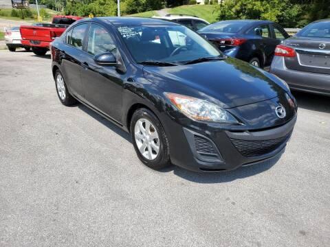 2011 Mazda MAZDA3 for sale at DISCOUNT AUTO SALES in Johnson City TN