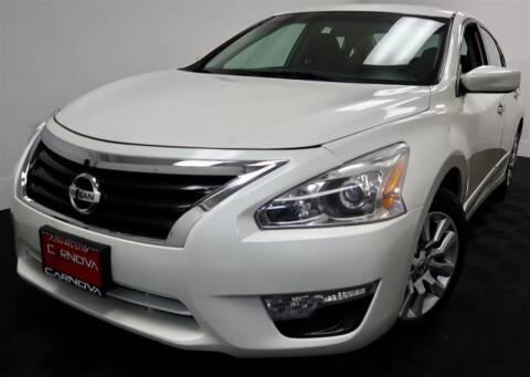 2014 Nissan Altima for sale at CarNova in Stafford VA