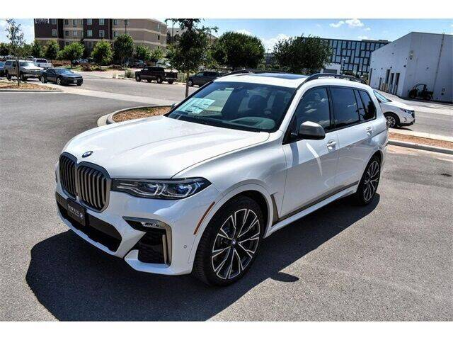 2021 BMW X7 for sale in Midland, TX